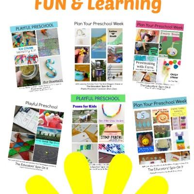 Summer Preschool Plans