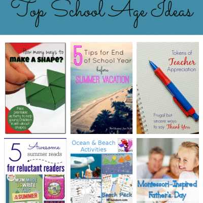 After School Linky Party Week 22