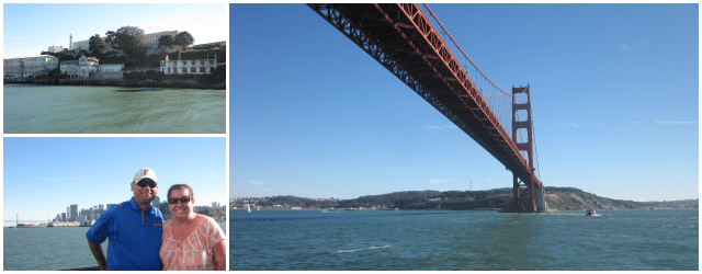 Blue and Gold Fleet Cruise around the San Francisco Bay Area from The Educators' Spin On It