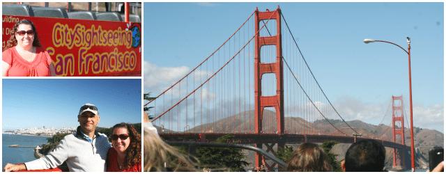 Taking a Bus Tour in San Francisco