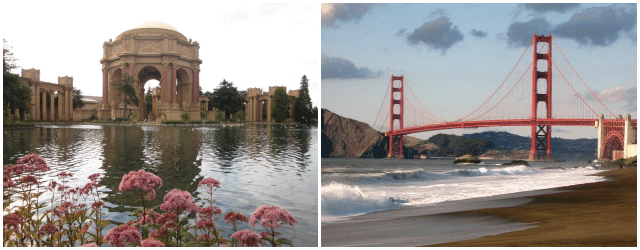 Landmarks to visit in San Francisco from The Educators' Spin On It