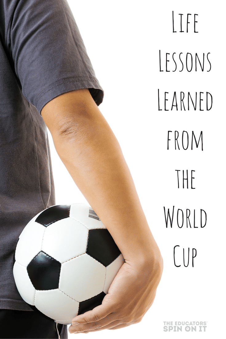 Life Lessons Learned from the World Cup by Kim Vij