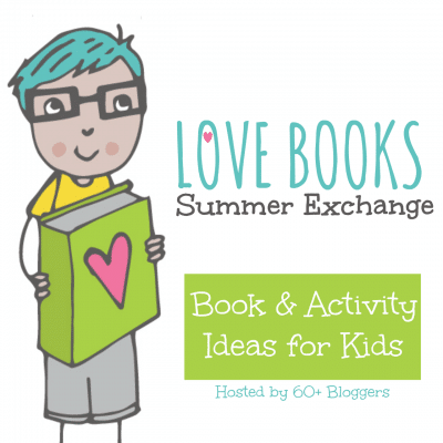 Love Books Summer Exchange Participants 2014