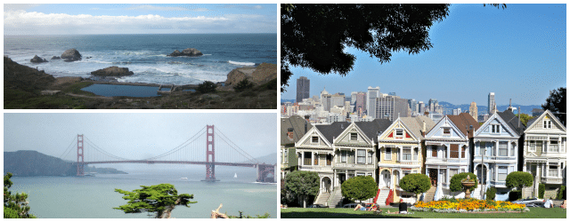 Places to Visit in San Francisco from The Educators' Spin On It