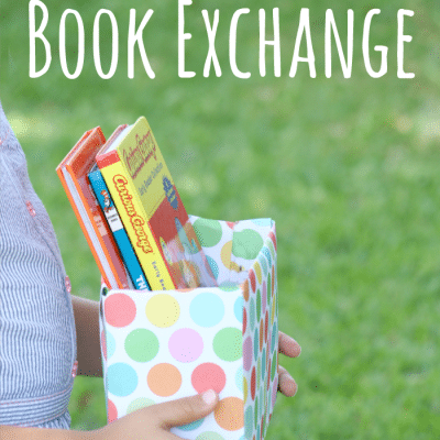 Hosting the Love Books Exchange with Friends
