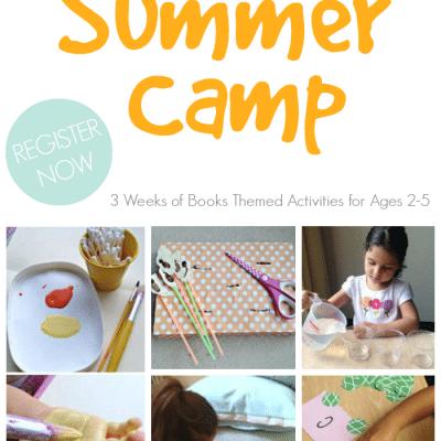 Virtual Book Club for Kids SUMMER CAMP