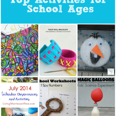 After School Linky Party Week 27