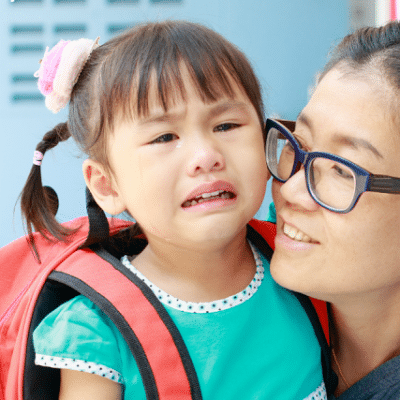 Preparing for School Brings Emotions for both Parents and Children