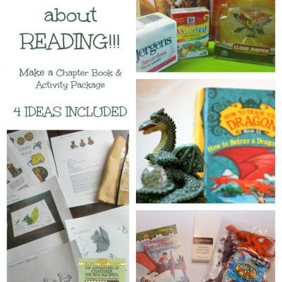 Chapter Book and Activity Packages for Adventure and Nature
