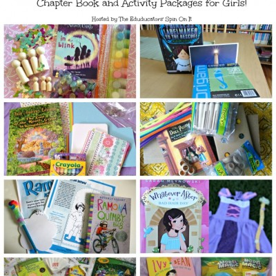 Chapter Book and Activities for GIRLS