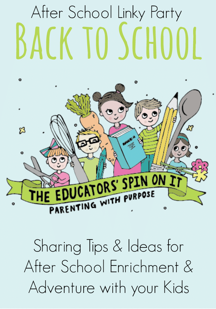 Back to School Activities for School Ages - The Educators