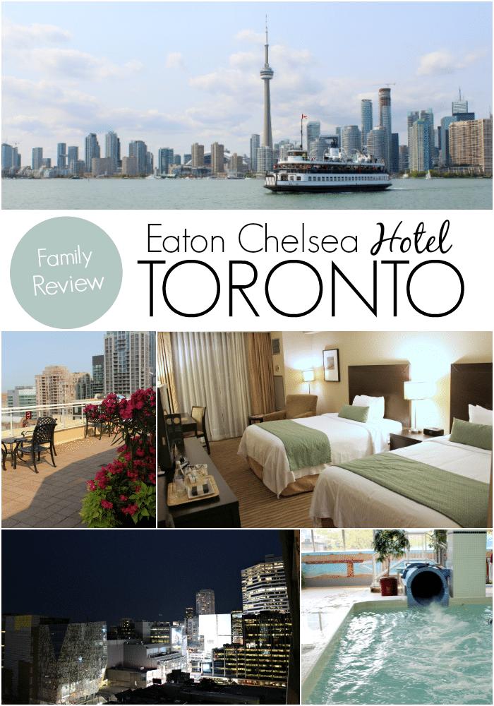 Eaton Chelsea Toronto Hotel