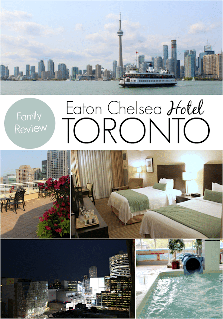 Eaton Chelsea Hotel in Toronto Canada. A family friendly hot spot for your next family vacation. Review by Kim Vij