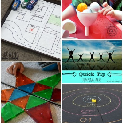 Learning Activities for Preschoolers | Science, Art, Reading, Math, Movement for Ages 3-5