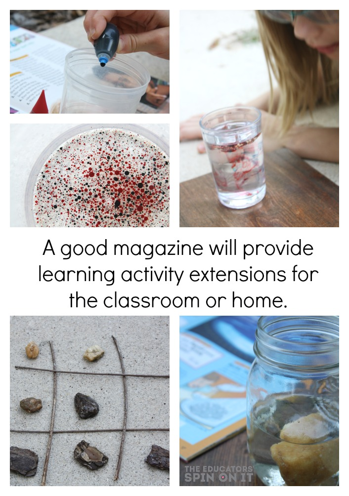Science and math enrichment activities from Highlights magazine.