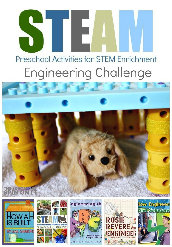 steam preschool activities  stem enrichment  book      educators spin