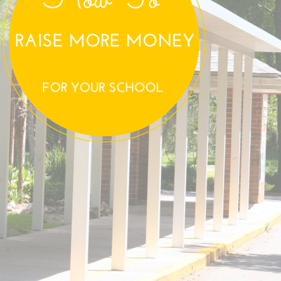 How to Raise More Money for Your School