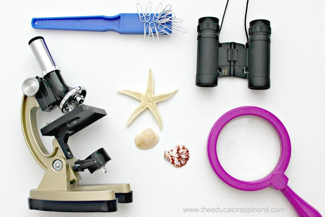 Science tools for children