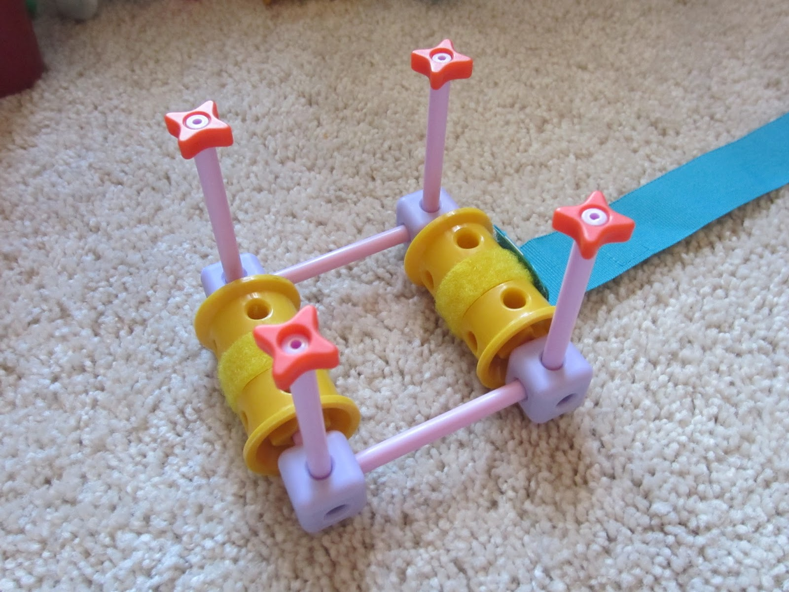 Goldie Blox Invention: A Girls Building Toy