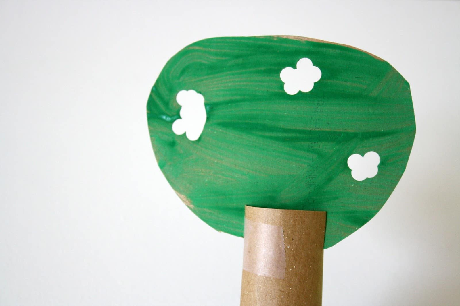 How to make an interactive apple tree