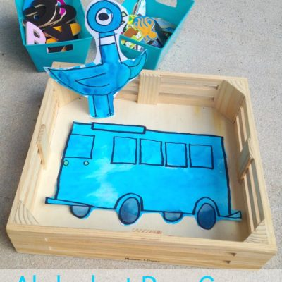 Pigeon and Bus Activities inspired by Mo Willems
