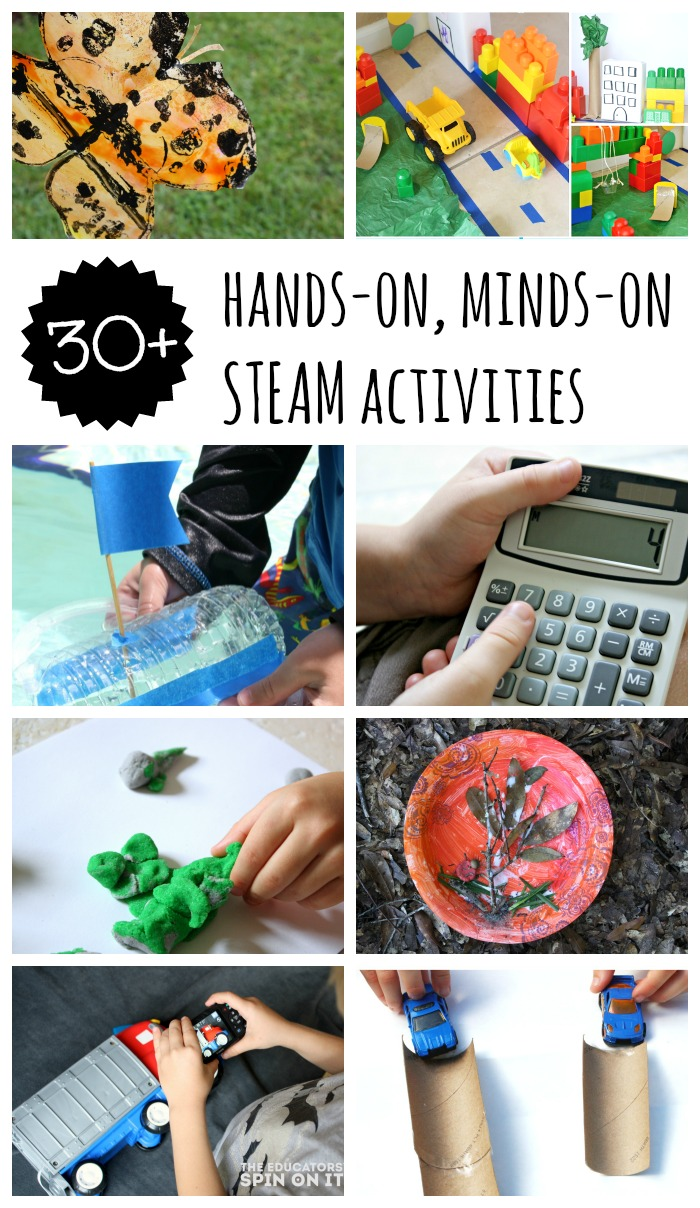 Steam Preschool Activities For Stem Enrichment E Book And Free E Course The Educators Spin On It