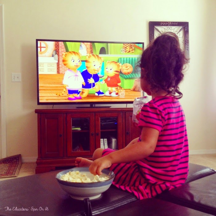 Tips for monitoring children's TV and Online activities