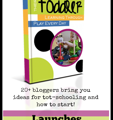 Resources for Teaching Tot School: ebook Announcement