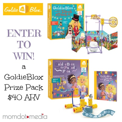 Goldie Box Prize Pack