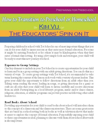 how-to-prepare-for-preschool by Kim Vij
