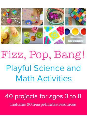 Fizz, Pop, Bang! Playful Science and Math Activities