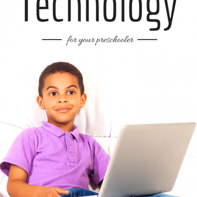 The Best of Preschool Technology #STEAM #STEM