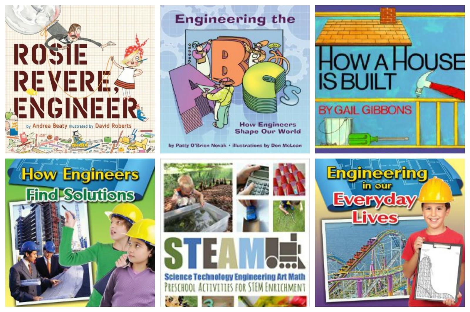 Preschool Engineering Challenge and Tips: Week 3 of STEAM ...