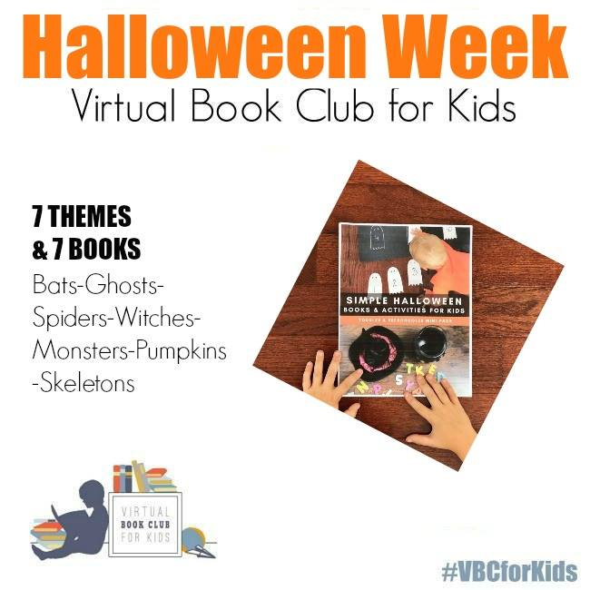 Halloween Book Challenge Week