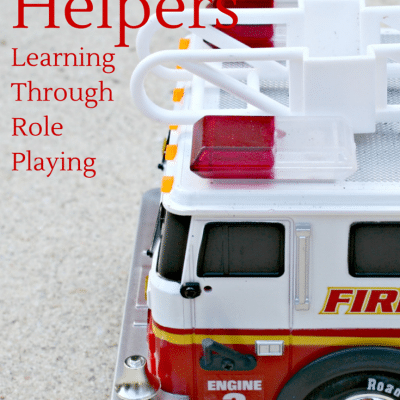 Teach About Community Helpers with Role Playing | A Preschool Lesson Plan