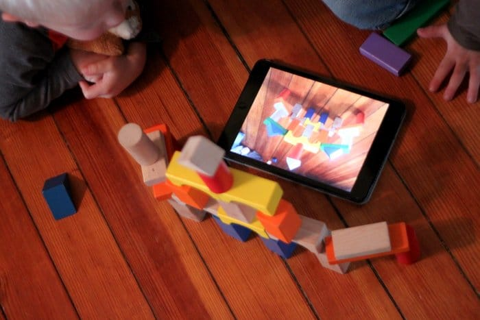 technology and engineering activities for preschoolers