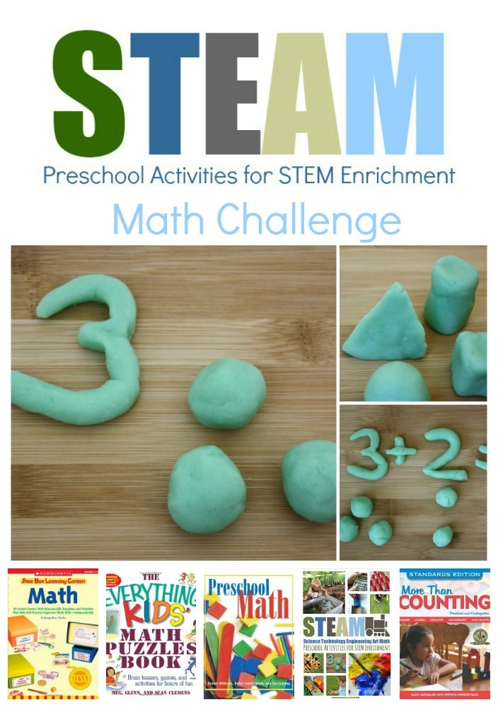 Printables Hands On Addition Activities For Kindergarten preschool stem activity math challenge the educators spin on it learn to count simple addition 3 dimensional shapes hands