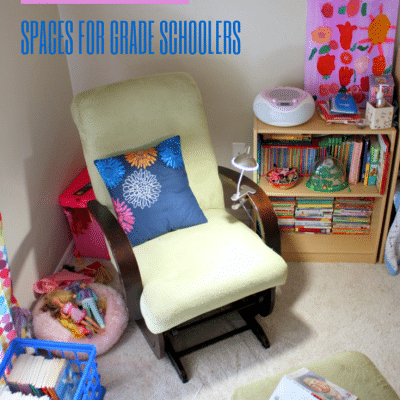 Creating Reading Spaces for After School Literacy