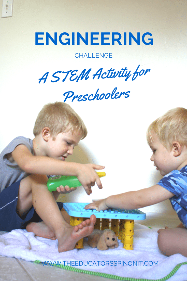 Engineering stem activity for preschoolers: STEAM enrichment