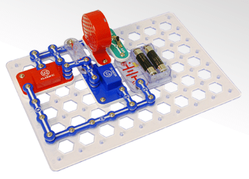 Snap Circuit STEM Toy for kids