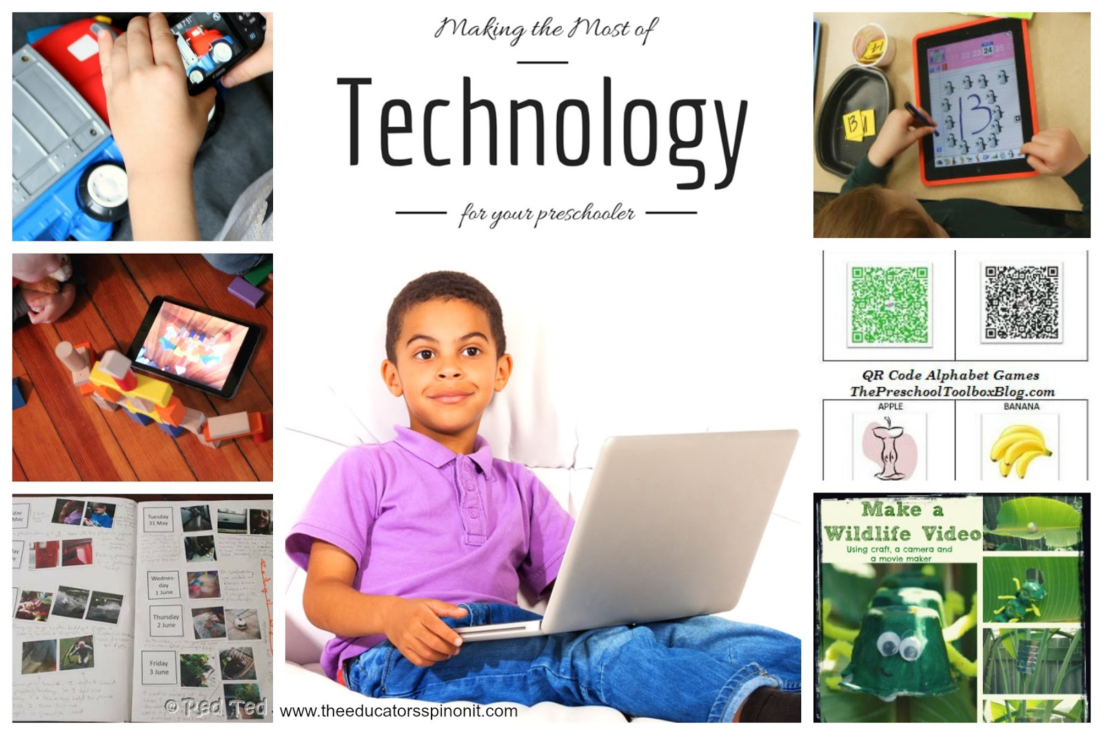 Preschool technology: Enrich learning with the latest tools