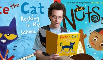 Eric Litwin Author of Pete the Cat Songs and Interview