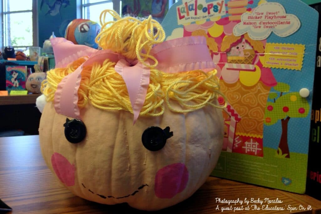 12 Kids Made Storybook Pumpkin Ideas For Halloween Literacy
