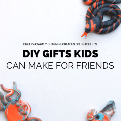 Gifts Kids Can Make: Charm Necklaces and Bracelets