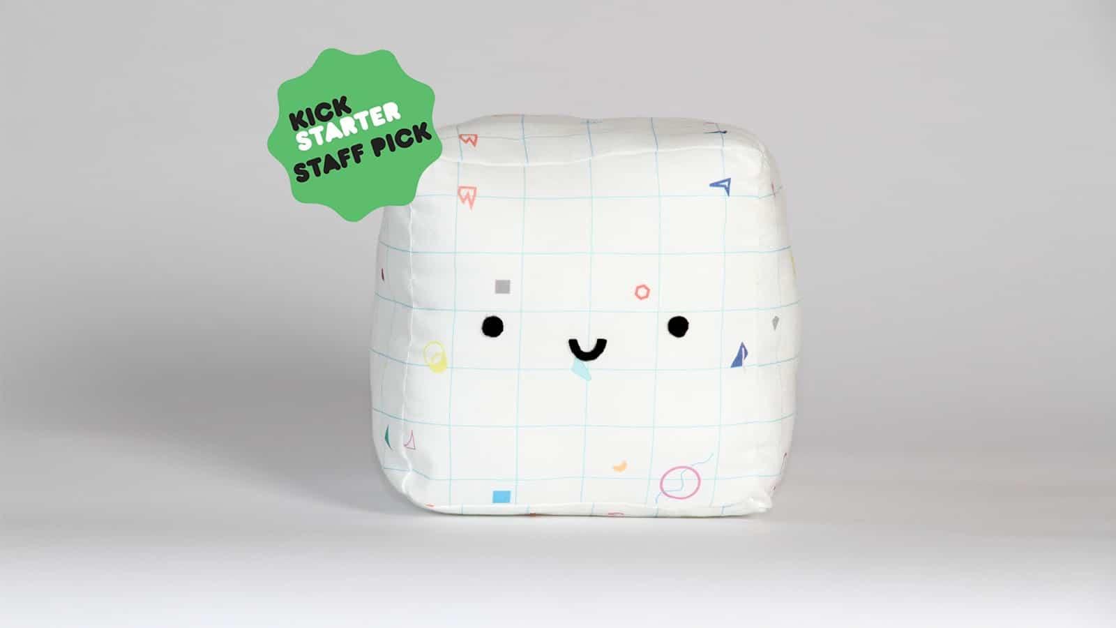 Prismland Kickstarter Picture: STEM Stuffie