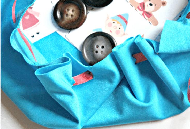 Christmas Activities for Kids: Phonemic Awareness Busy Bag