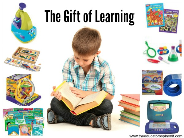 5 year old gift ideas for learning