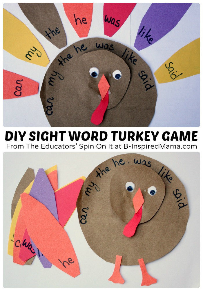 Number turkey game