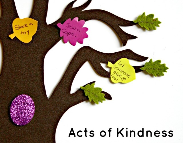 Raising a Kind Hearted Kid | 12 Kindness Activities for All Ages