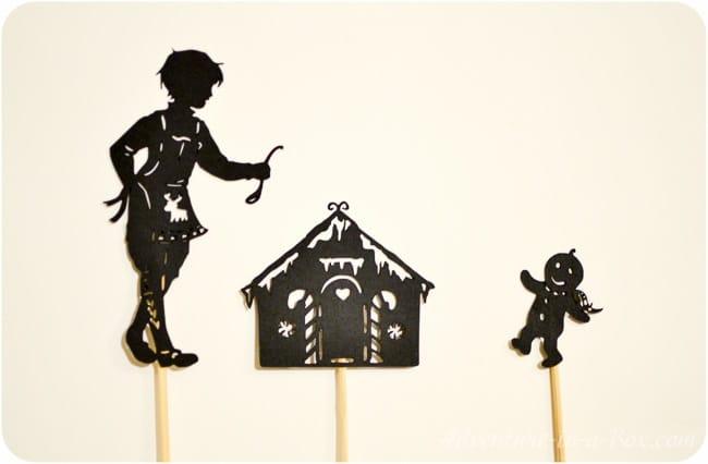 free shadow puppet templates - 7 fun and easy science experiments for christmas